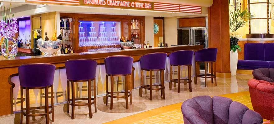 Norwegian Jade-entertaiment-Magnums Champagne & WIne bar