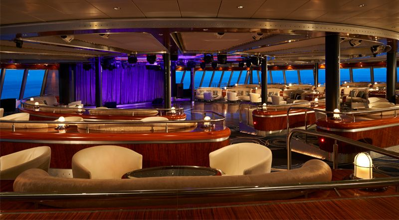 Norwegian Jade-entertaiment-Spinnaker Lounge