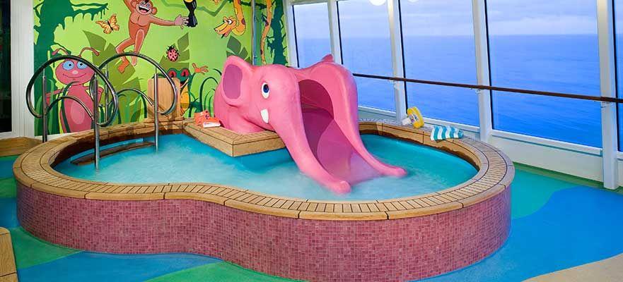 Norwegian Jade-kidsandteens-Sapphire Kid's Pool