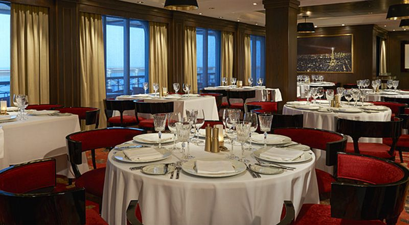 Norwegian Joy-dining-Le Bistro