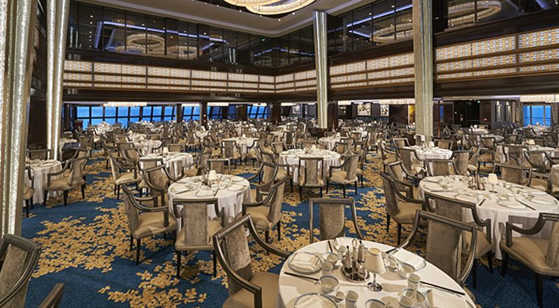 Norwegian Joy-dining-Manhattan Room