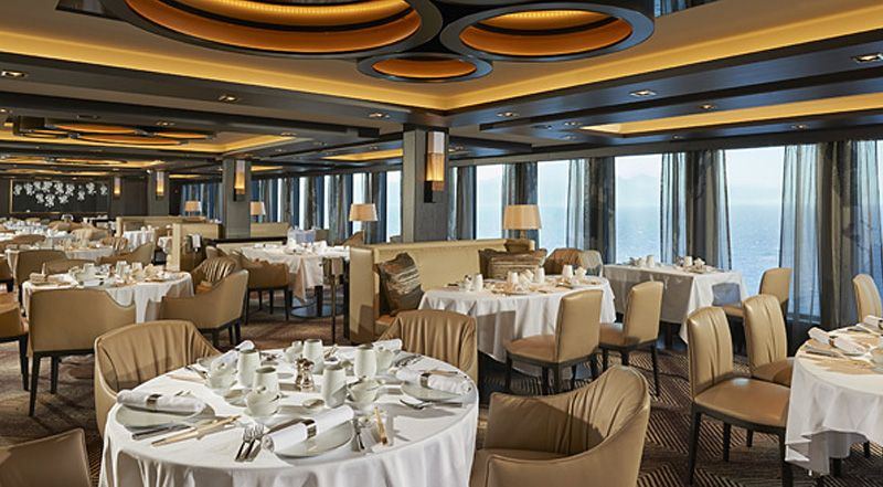 Norwegian Joy-dining-The Haven Restaurant