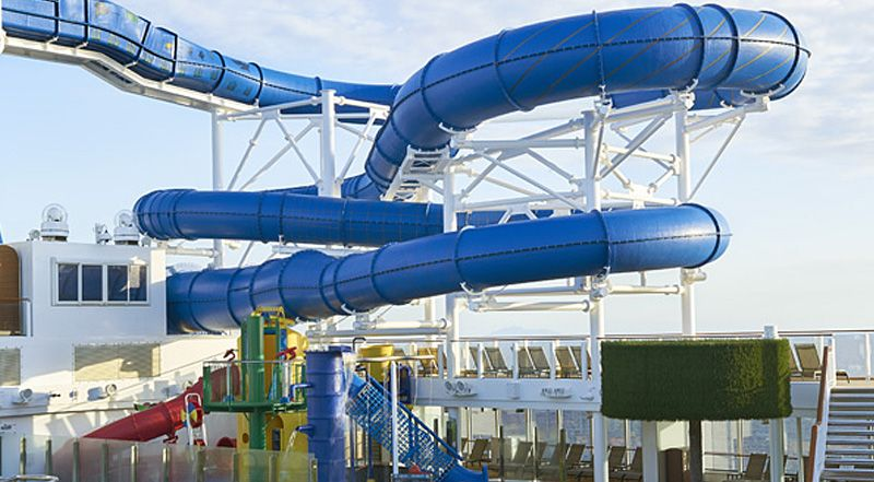 Norwegian Joy-entertaiment-Aqua Park