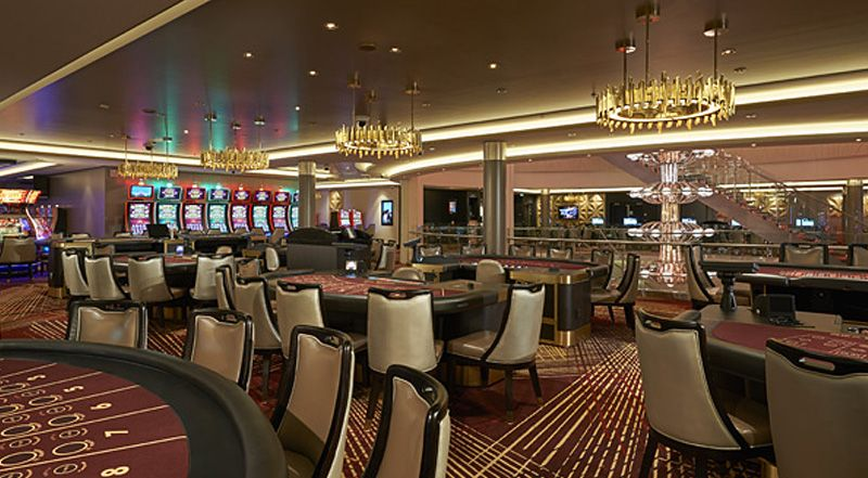Norwegian Joy-entertaiment-Casino