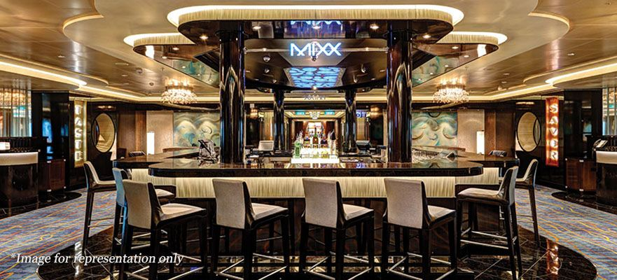 Norwegian Joy-entertaiment-Mixx Bar