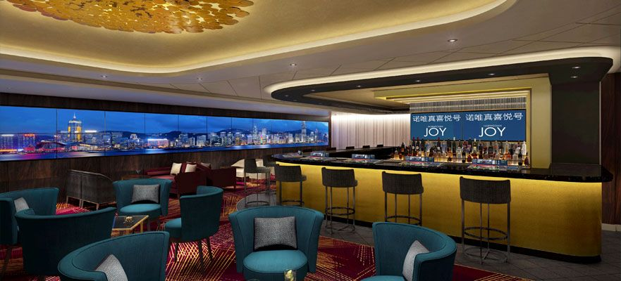 Norwegian Joy-entertaiment-Skyline Bar