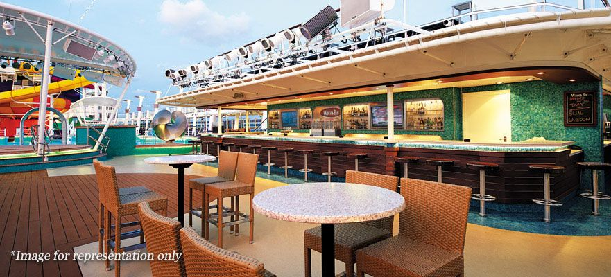 Norwegian Joy-entertaiment-Waves Bar