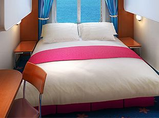 Pride of America-stateroom-Oceanview Picture Window