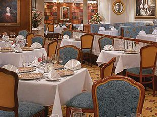 Pride of America-dining-Jefferson's Bistro