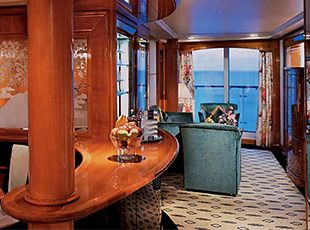 Norwegian Spirit-stateroom-Aft-Facing Owner's Suite with Large Balcony