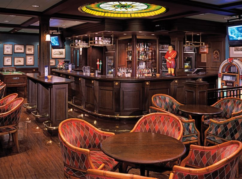 Norwegian Spirit-dining-Henry's Pub