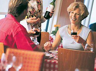 Norwegian Spirit-dining-La Trattoria