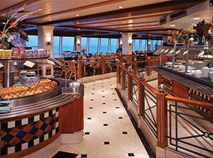 Norwegian Spirit-dining-Raffles Court & Terrace