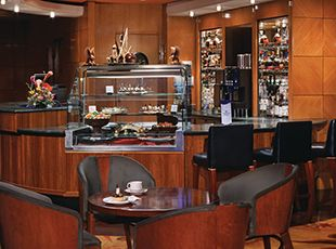 Norwegian Spirit-dining-The Café