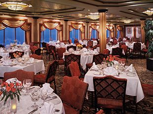 Norwegian Spirit-dining-The Garden Room Main Dining Room