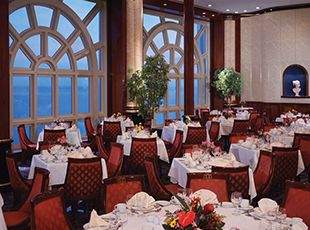 Norwegian Spirit-dining-Windows Main Dining Room