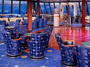 Norwegian Spirit-entertainment-Galaxy of the Stars Observation Lounge
