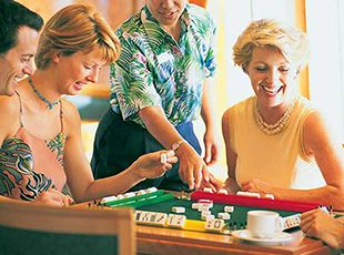 Norwegian Spirit-entertainment-The Card Room