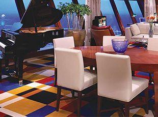 Norwegian Star-stateroom-3-Bedroom Garden Villa