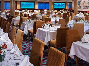 Norwegian Star-dining-Aqua Main Dining Room