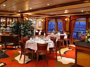 Norwegian Star-dining-Cagney's Steak House