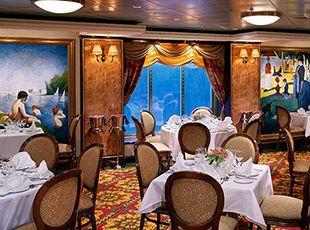 Norwegian Star-dining-La Cucina Restaurant