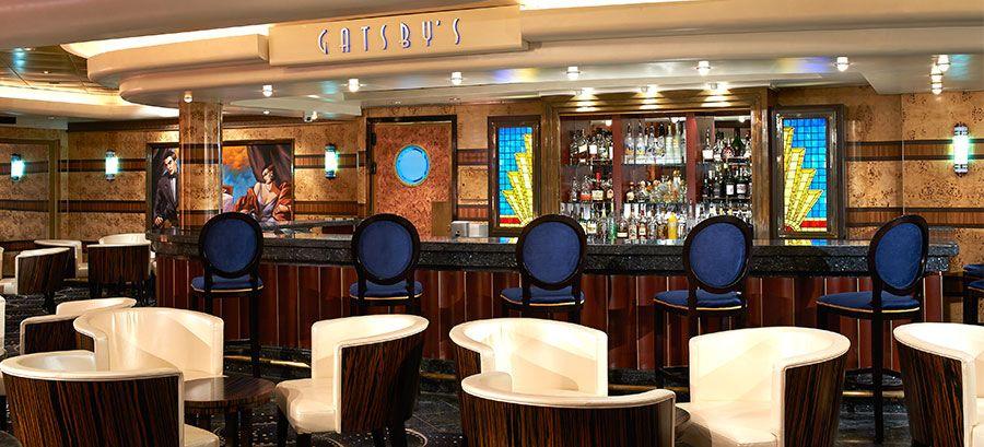 Norwegian Star-entertaiment-Gatsby's Champagne Bar
