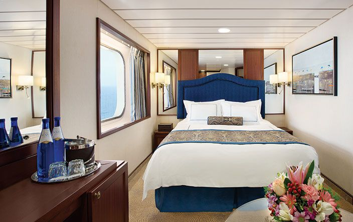Sirena-stateroom-Ocean View Stateroom (E)