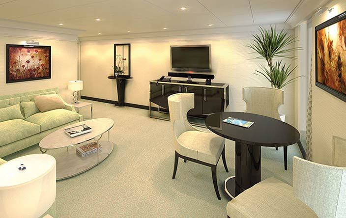 Sirena-stateroom-Owner's Suite