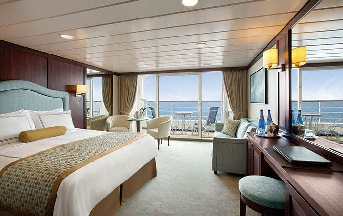 Sirena-stateroom-Penthouse Suite