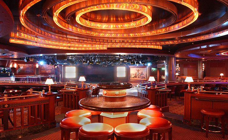 Caribbean Princess-entertaiment-Club Fusion Lounge