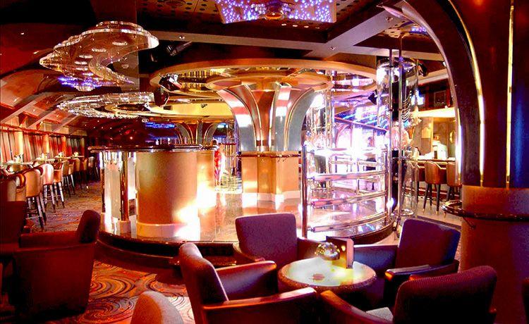 Caribbean Princess-entertaiment-Skywalker's Nightclub