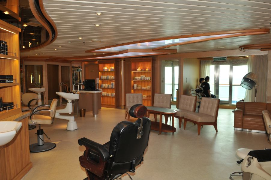 Caribbean Princess-health-and-fitness-Lotus Spa