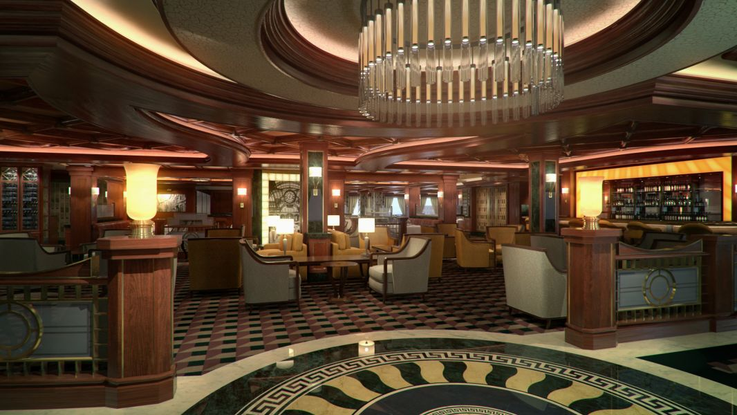 Crown Princess-dining-Wheelhouse Bar