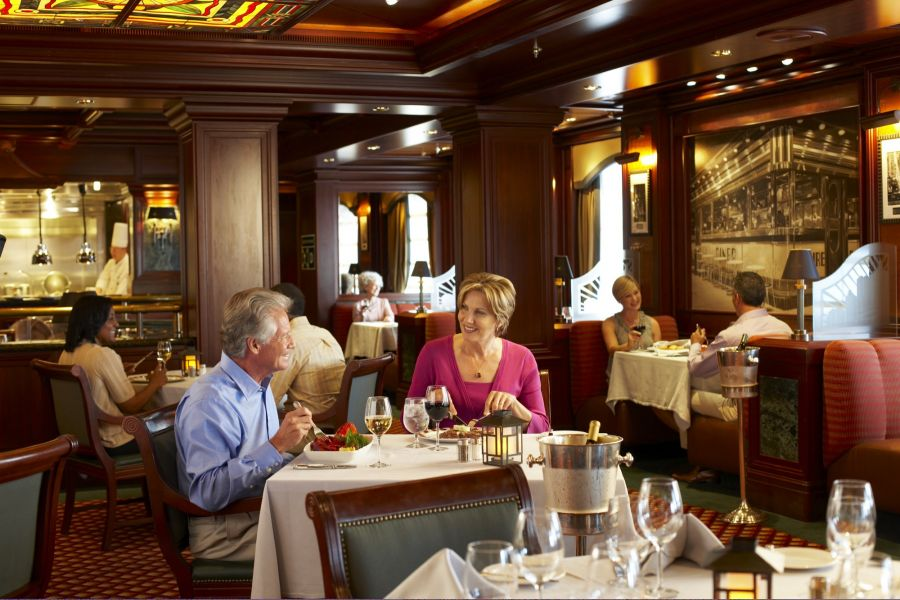 Emerald Princess-dining-Crown Grill
