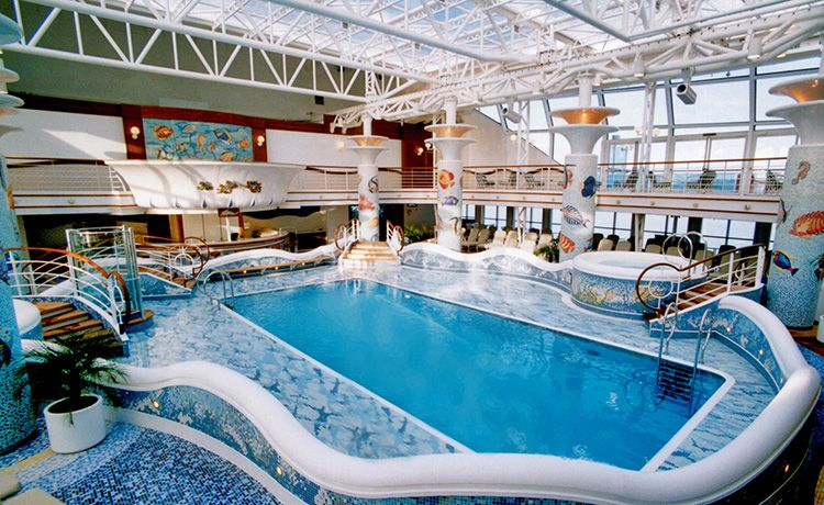 Emerald Princess-health-and-fitness-Pools & Hot tubs
