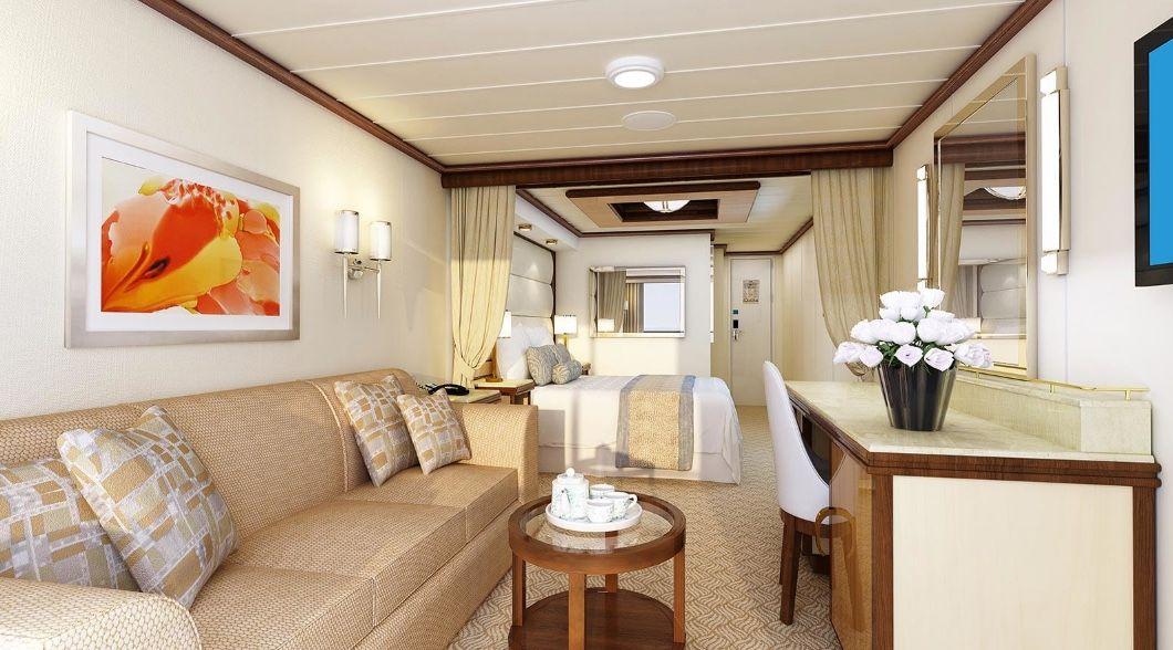 Enchanted Princess-stateroom-Mini-Suite