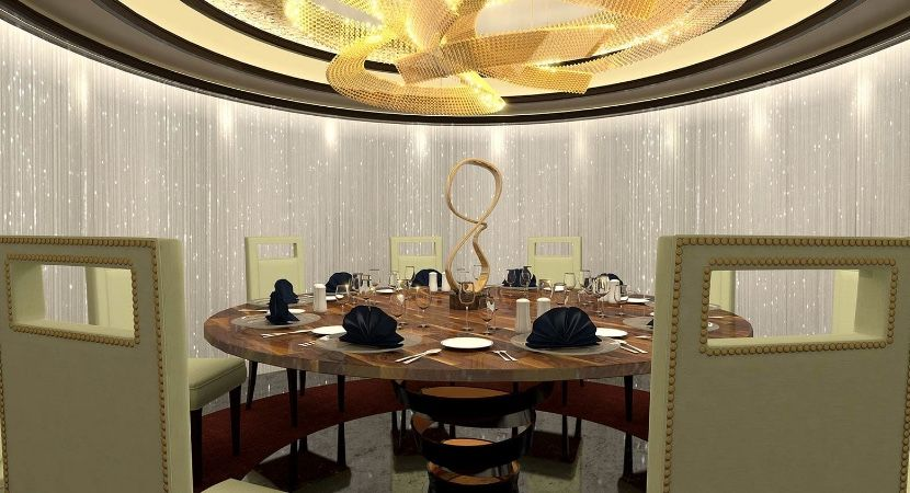 Enchanted Princess-dining-Chef's Table