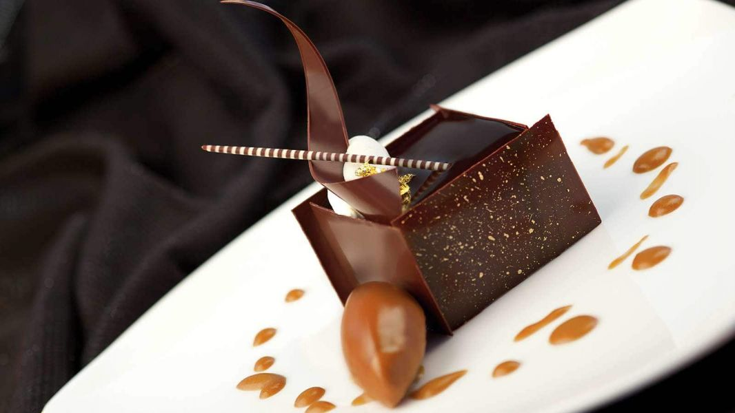 Enchanted Princess-dining-Chocolate Journeys