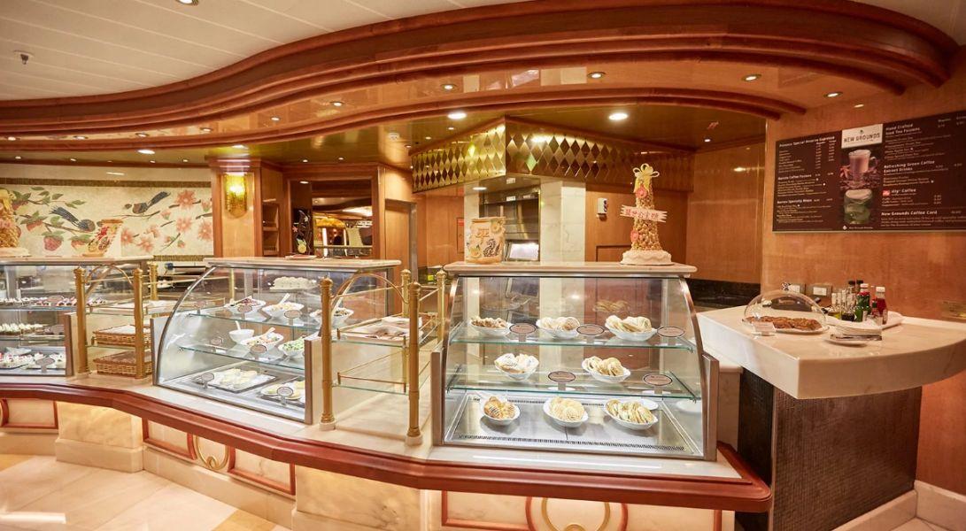 Enchanted Princess-dining-International Cafe