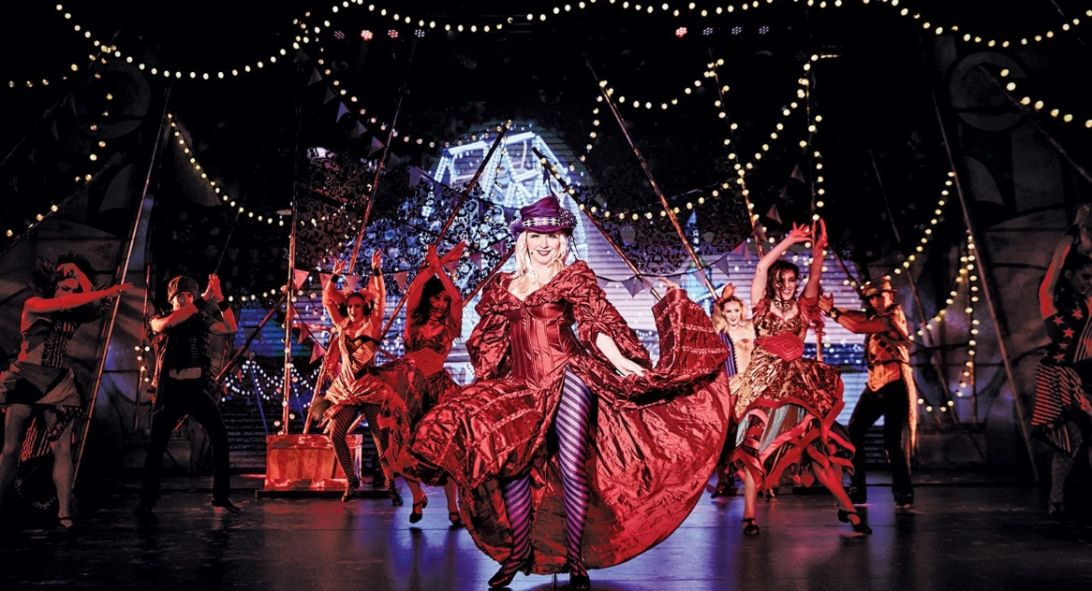 Enchanted Princess-entertainment-Princess Theatre