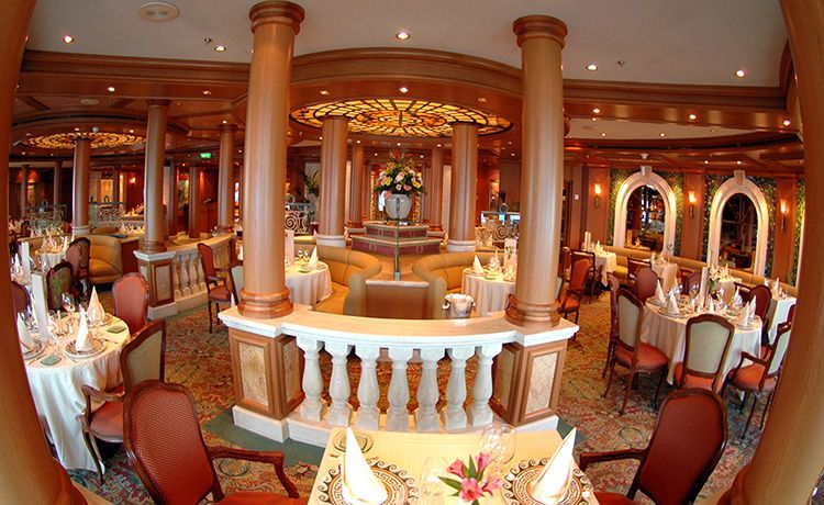 Grand Princess-dining-Sabatini's