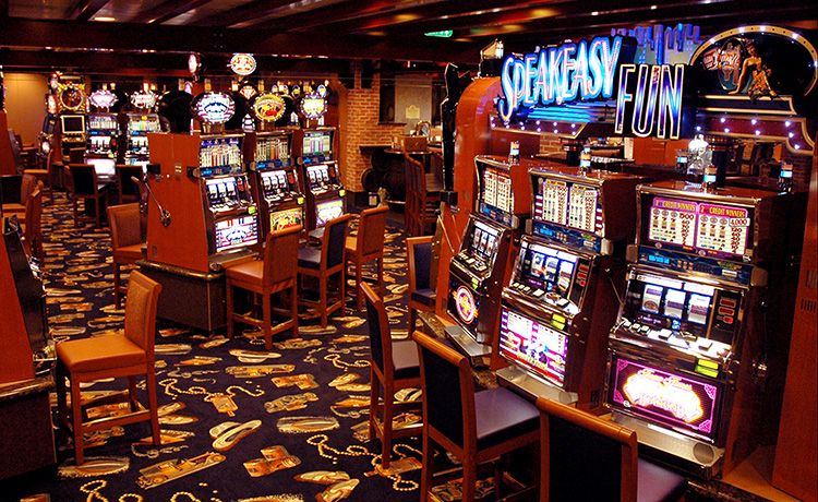 Grand Princess-entertaiment-Grand Casino