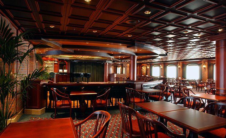 Island Princess-dining-Bayou Café & Steakhouse