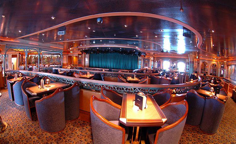 Island Princess-entertainment-Explorers Lounge