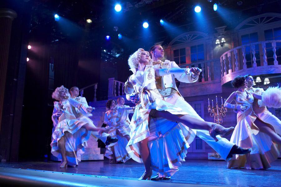 Island Princess-entertainment-Princess Theatre