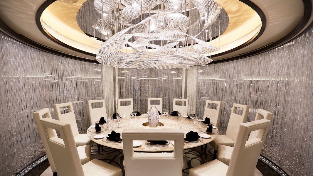 Majestic Princess-dining-Chef's Table Lumiere