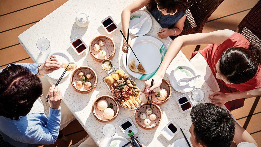 Majestic Princess-dining-Lobster & Dim Sum Bar