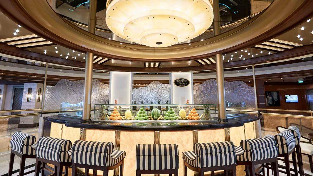 Majestic Princess-dining-Ocean Terrace Juice Bar
