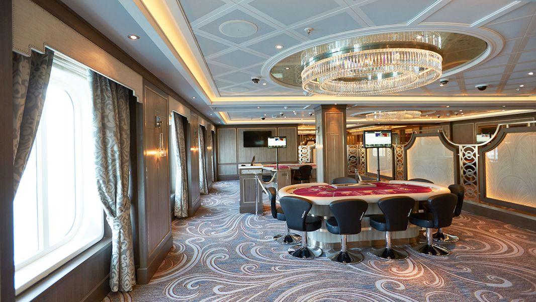 Majestic Princess-entertainment-Vegas Style Casino